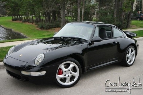 1996 Porsche 911 Turbo 993 for sale