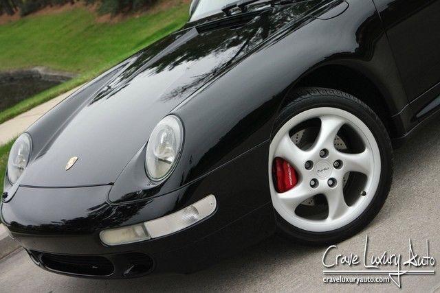 1996 Porsche 911 Turbo 993