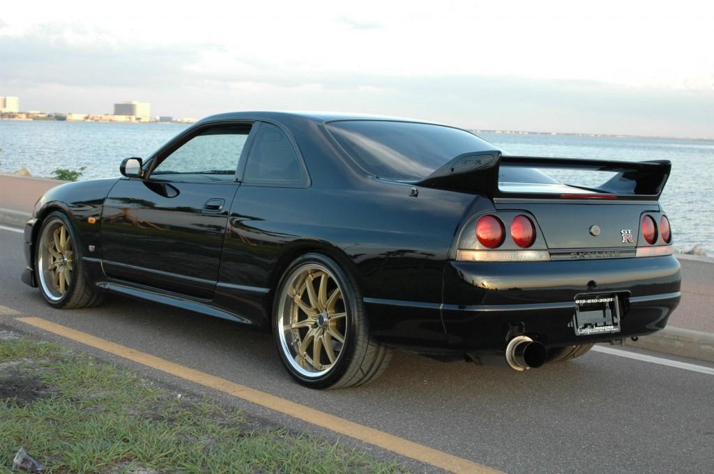 1997 Nissan R33 Skyline GTR VSpec