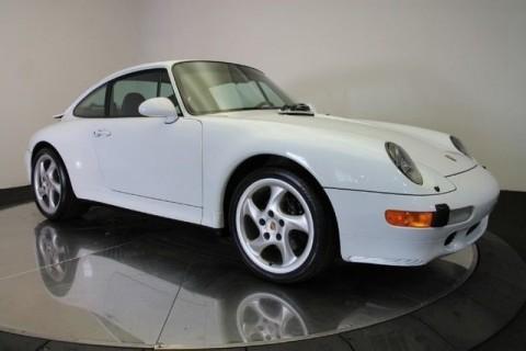 1998 Porsche 911 993 Style Carrera S Wide Body for sale