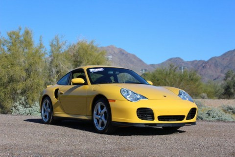 2001 Porsche 911 Turbo for sale