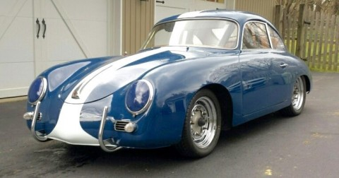 1958 Porsche 356 A Coupe   Vintage Race Car VSCCA for sale