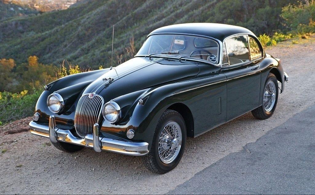 1961 Jaguar XK150 3.8L SE FHC