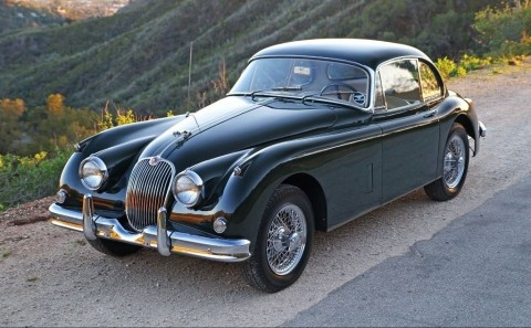 1952 jaguar xk120 fixed head coupe for sale. Black Bedroom Furniture Sets. Home Design Ideas