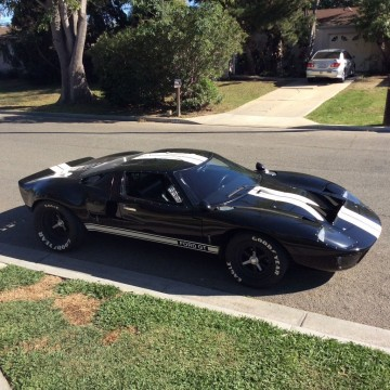 1965 ERA Ford GT40 Shelby Race Car for sale
