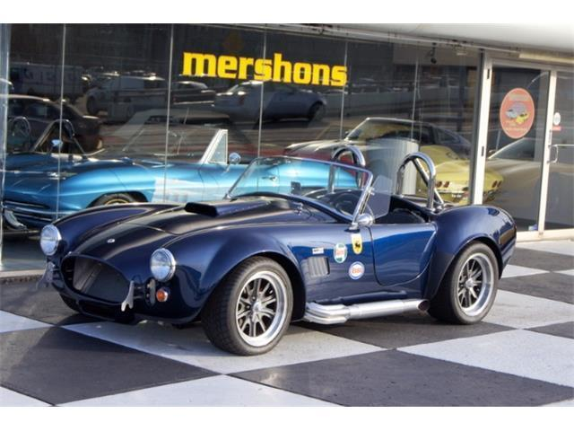 1965 Shelby Cobra Factory Five Mark III Roadster F.I. 302