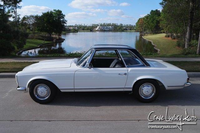 1967 BMW 230SL Pagoda restoration