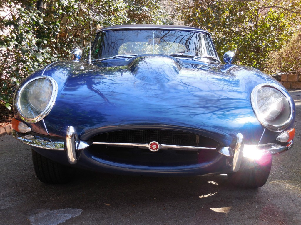 1967 Jaguar E Type XK E Series One Roadster