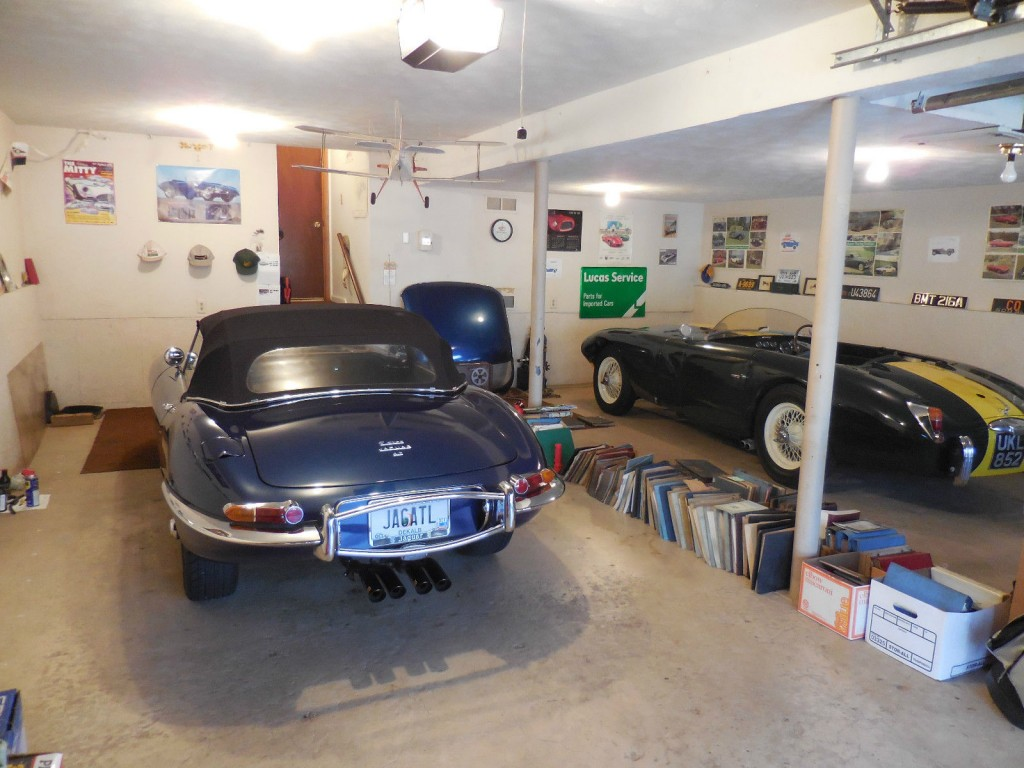 1967 Jaguar E Type XK E Series One Roadster
