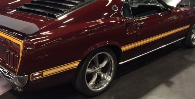 1969 Ford Mustang Mach 1