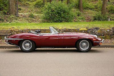 1970 Jaguar E Type Convertible for sale