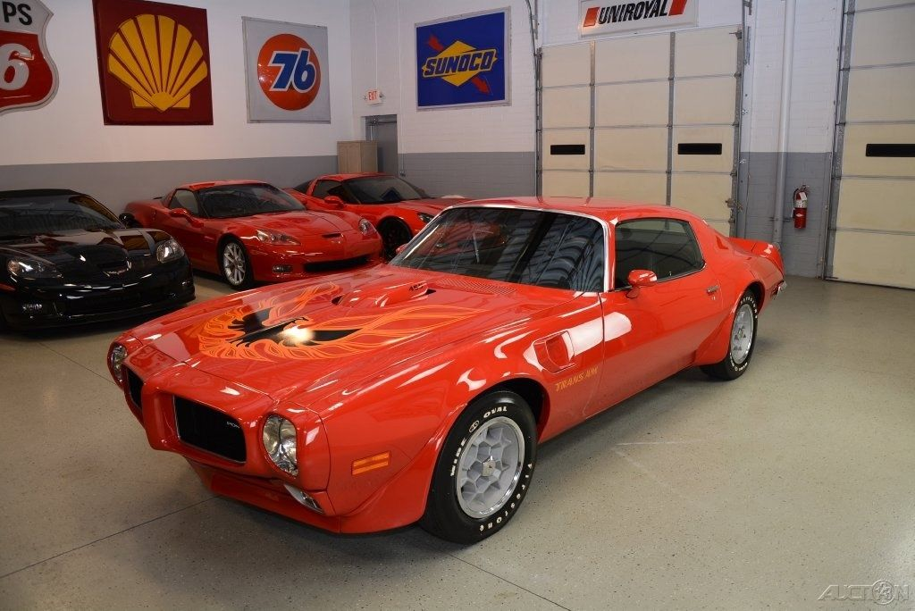 1973 Pontiac Trans Am Firebird Showcar For Sale