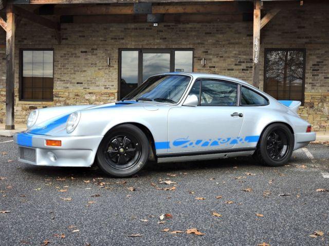 1978 Porsche 911 SC Hotrod