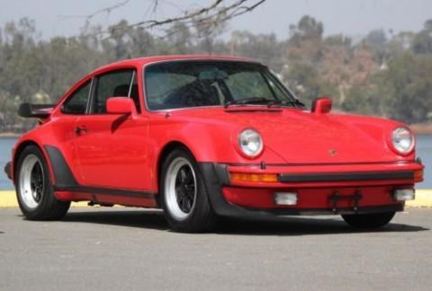 1979 Porsche 930 Turbo for sale