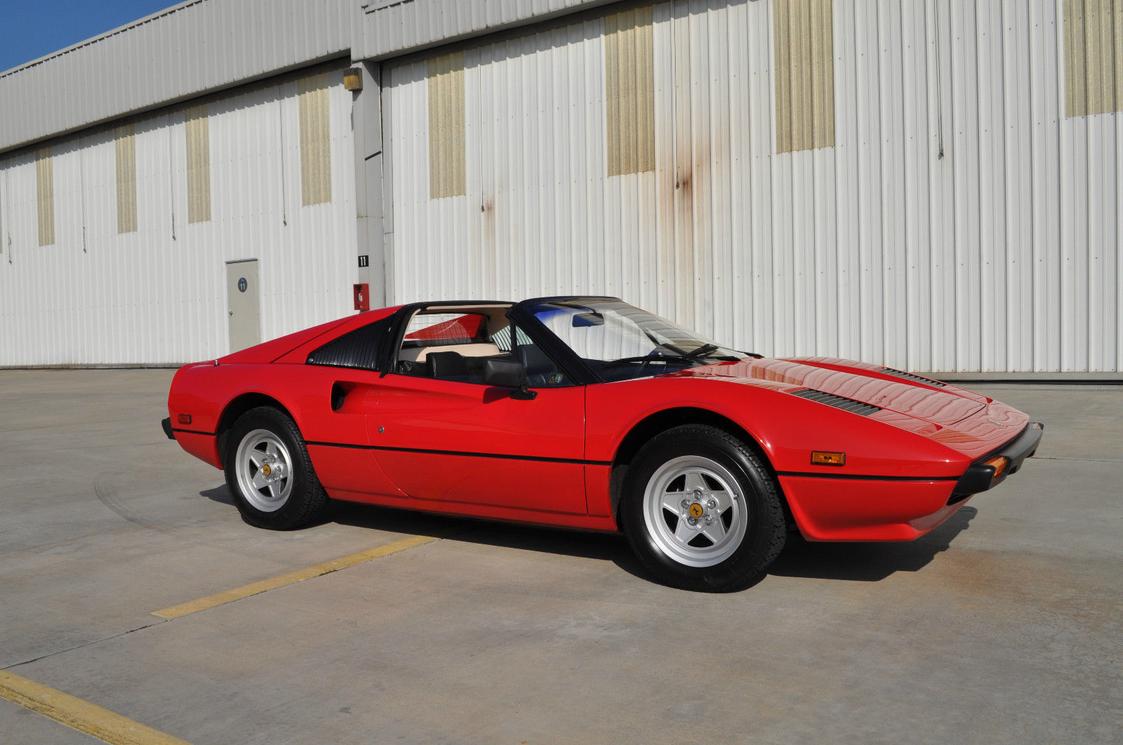 1980 ferrari 308 gtsi for sale. Black Bedroom Furniture Sets. Home Design Ideas