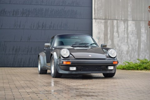 1980 Porsche 911 Turbo 3.3L for sale