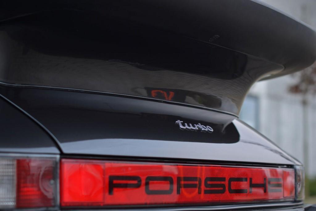 1980 Porsche 911 Turbo 3.3L