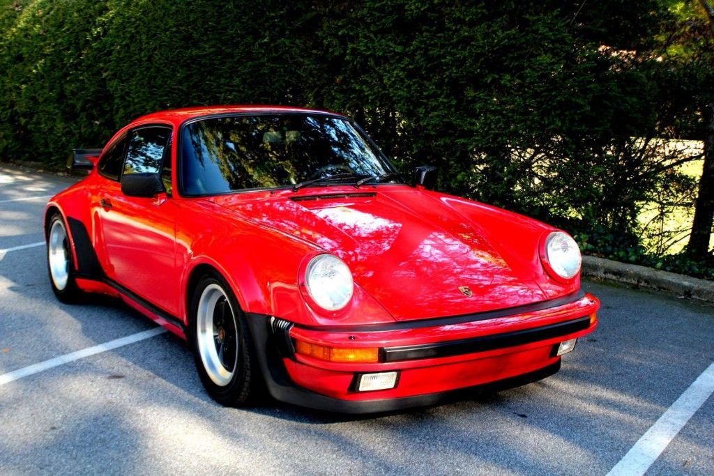 1987 Porsche 911 930 For Sale
