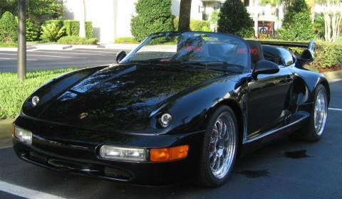 1994 Porsche 911 Speedster Convertible for sale