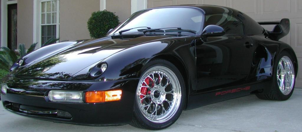 1994 Porsche 911 Speedster Convertible