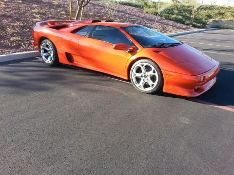 1995 Lamborghini Diablo for sale