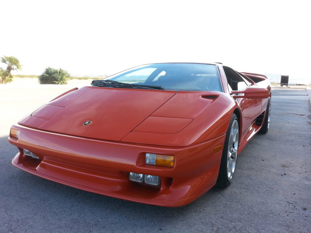 1995 Lamborghini Diablo
