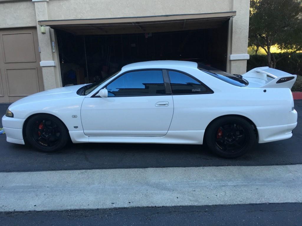 1995 Nissan GTR R33 Vspec Real Nismo Edition