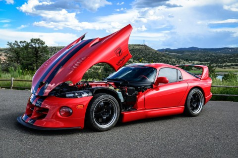 1997 Dodge Viper GTS ROE Supercharged for sale