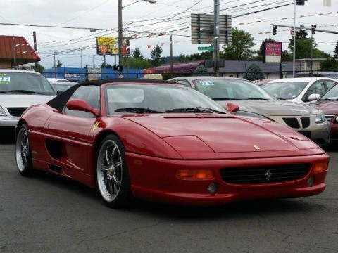 1997 Ferrari 355 for sale