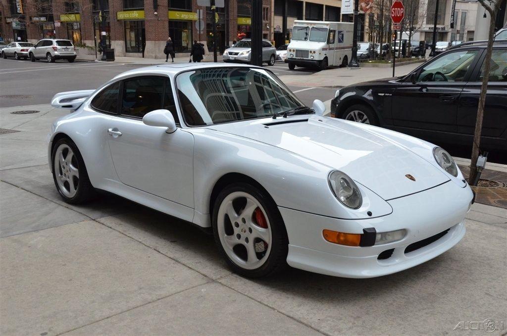1997 Porsche 911 Carrera 4S 993