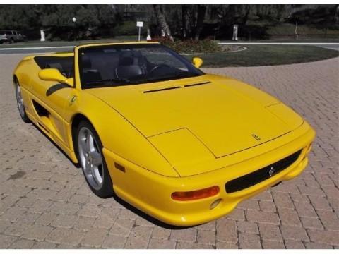 1998 Ferrari F355 Spider F1 for sale