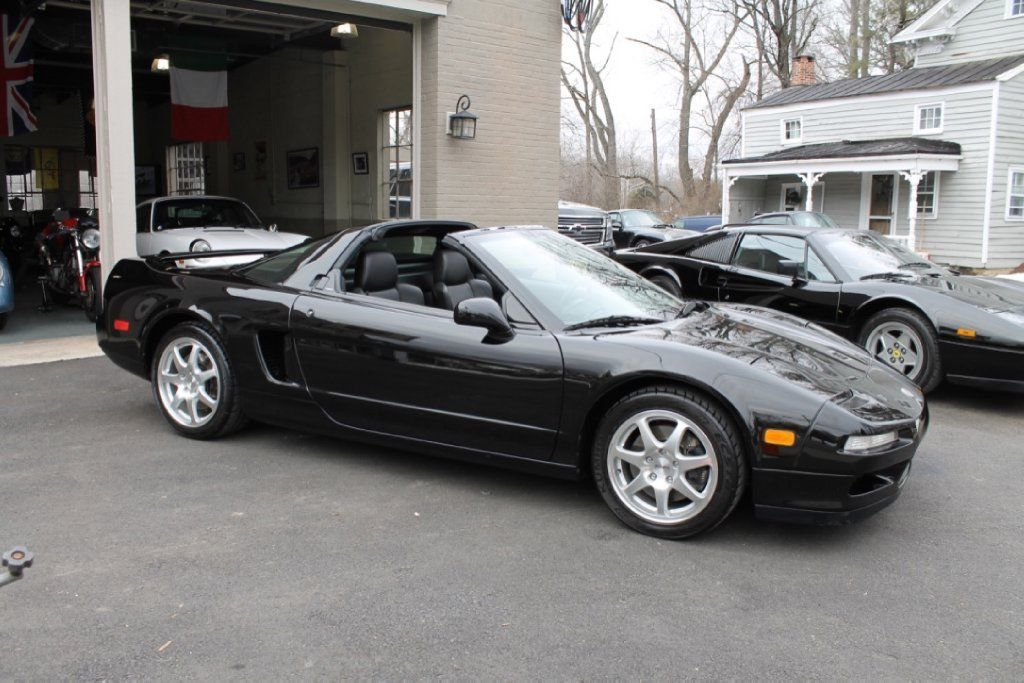 1999 acura nsx t 6 speed manual for sale. Black Bedroom Furniture Sets. Home Design Ideas