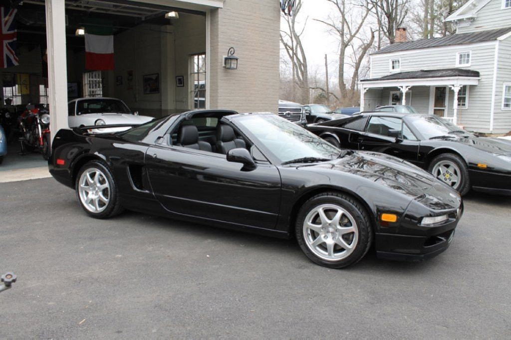 1999 Acura NSX T 6 Speed Manual