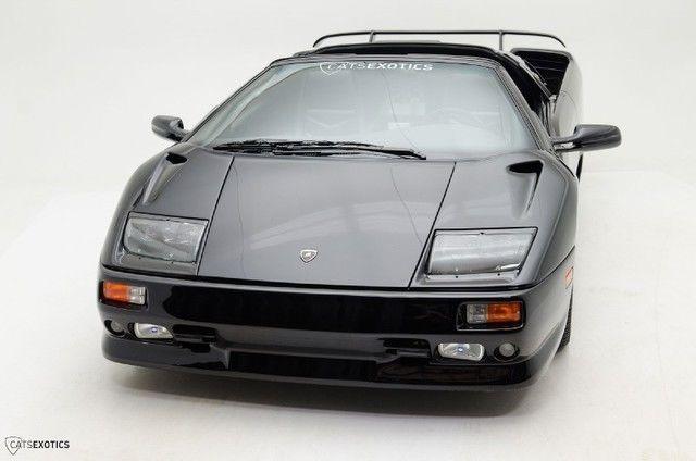1999 Lamborghini Diablo Roadster