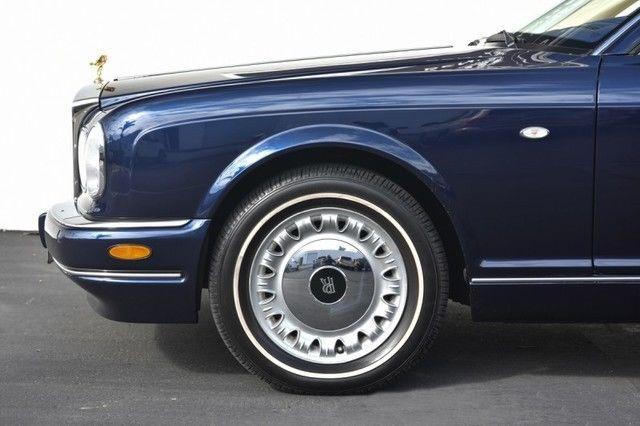 2001 Rolls Royce Corniche 2dr Convertible