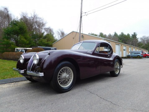 1952 Jaguar XK120 Fixed Head Coupe for sale