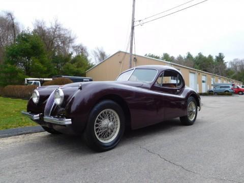 1952 Jaguar XK120 Fixed Head Coupe for sale