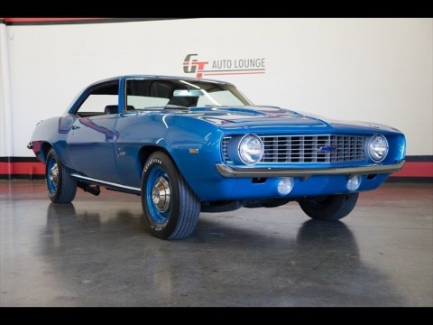 1969 Chevrolet Camaro Copo 427 Tribute for sale