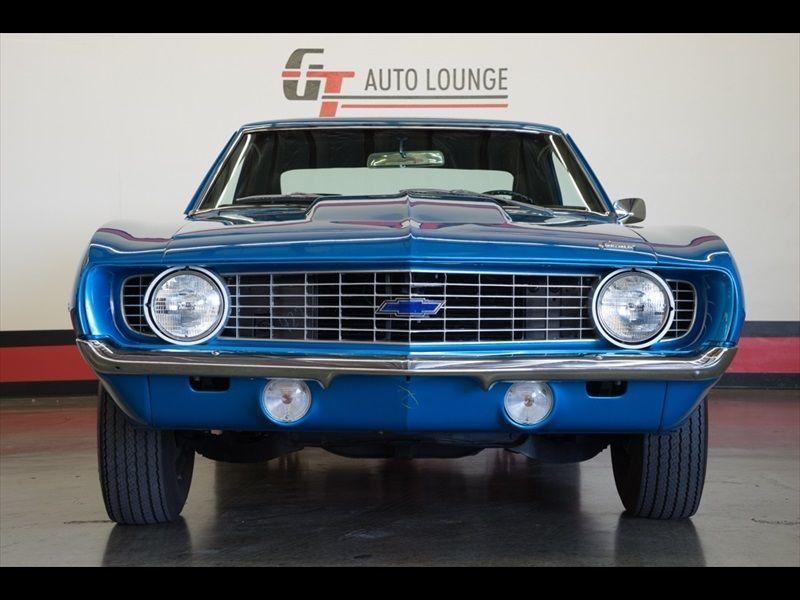 1969 Chevrolet Camaro Copo 427 Tribute