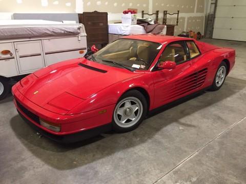 1987 Ferrari Testarossa for sale