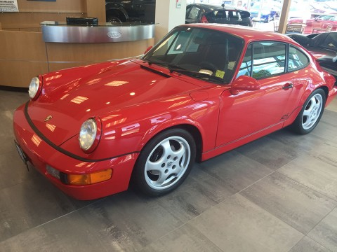1993 Porsche 911 RS America AWD Carrera 4 for sale