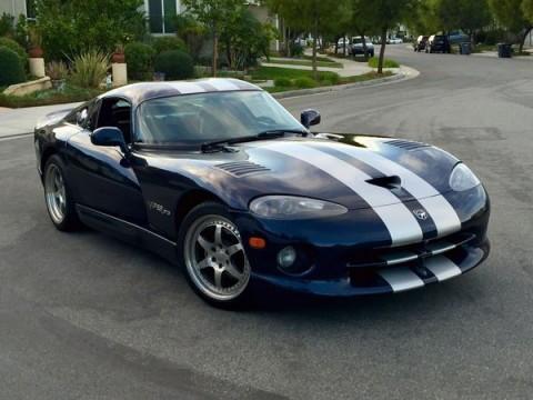 2001 Dodge Viper GTS for sale