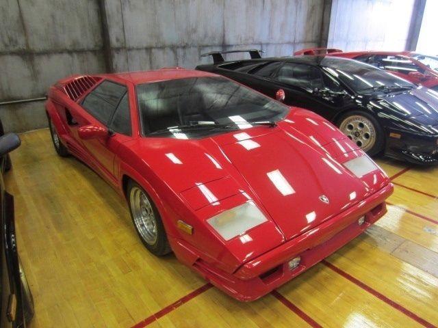 1989 Lamborghini Countach 6400MI