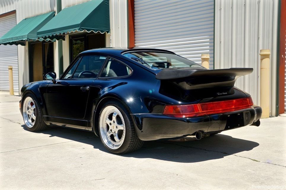 1991 Porsche 911 964 Turbo 965