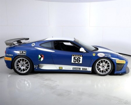 2001 Ferrari 360 Challenge – Race Ready for sale
