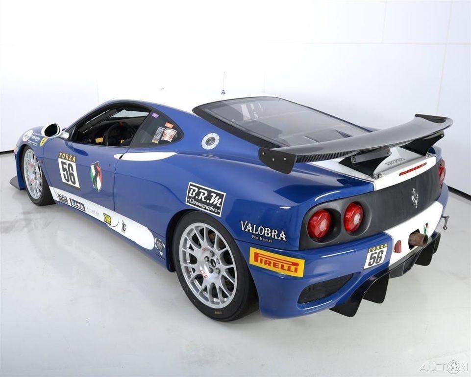 2001 Ferrari 360 Challenge – Race Ready