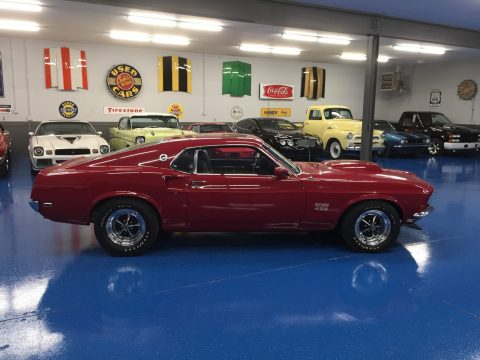 1969 Ford Mustang Boss 429 Documented for sale