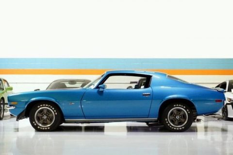 1970 Chevrolet Camaro LT1 360hp for sale
