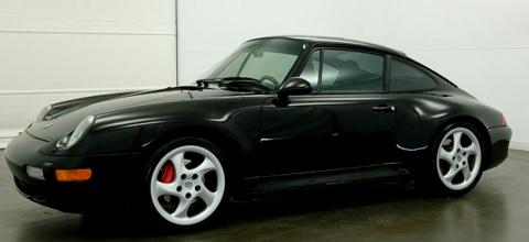 1998 Porsche 911 (993) Carrera S for sale