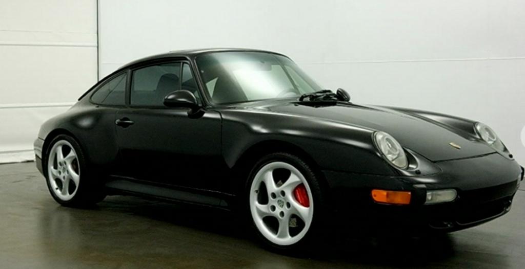 1998 Porsche 911 (993) Carrera S